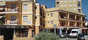 Apt. dům Playa Parada - polopenze