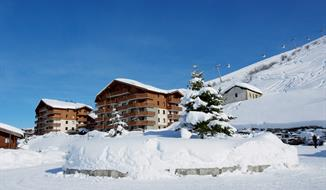 Residence Chalets de L´Adonis