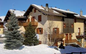 Apartmánový dům Baita Cusini