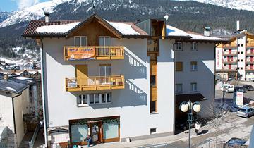 Apartmánový dům Casa Andalo