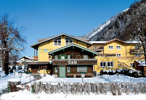 Hotel LampenHäusl - Fusch u Kaprunu ***