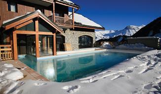 Residence Alpages du Corbier