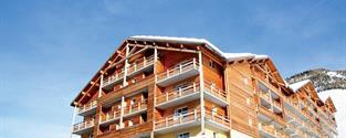 Rezidence Cimes du Val d´Allos
