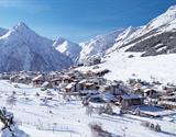 Priv. apartmány Les 2 Alpes/ **