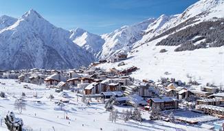 Priv. apartmány Les 2 Alpes/