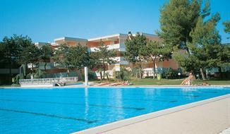 Res. komplexy s bazénem Bibione - VO/