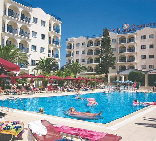 Hotel Elamaris Crown Resort