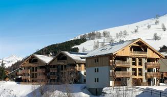 Residence Goléon - Val Ecrins