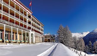 Hotel Schatzalp Snow and Mountain Resort