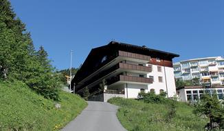 Prázdninový komplex Hof Arosa