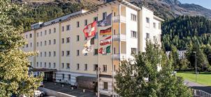 Hotel Laudinella ***
