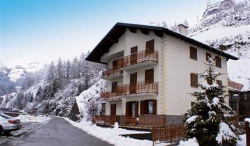Apartmány Isolaccia