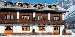 Chalet Stelle Di Neve