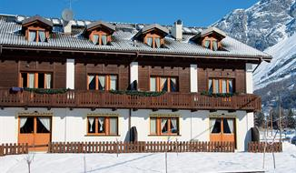 Chalet Stelle Di Neve