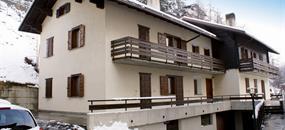 Apartmány Clesura