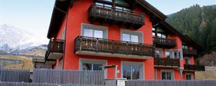 Apt. dům Casa Rossa