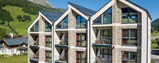 Apartmány Bergparadies