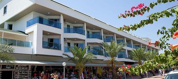 Hotel Konakli Nergis