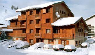 Residence Alpina Lodge