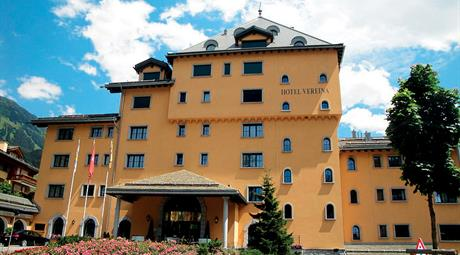 Hotel Steinbock (Vereina)