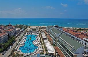 Hotel Crystal Water World