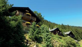 Prázdninová vesnička Tschuggen