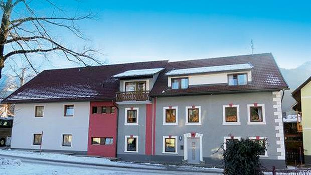 Apartmány Buchacher