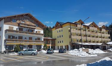 Hotel Caminetto Mountain Resort S