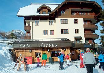 Apartmánový dům Carinthia
