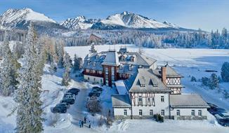 Hotel Solisko - bez skipasu