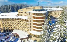 Hotel Orpheus - bez skipasu