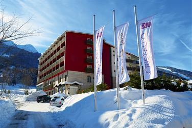 Hotel Cristallo Club