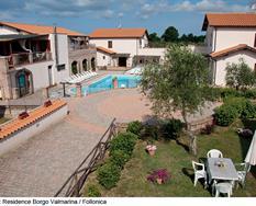 Residence Borgo Valmarina **
