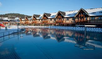 Hotel Bešeňová - bez skipasu