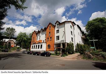 Hotel Sasanka Spa Resort