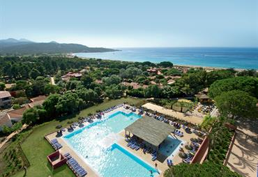 Club Resort Belambra Golfe De Lozari
