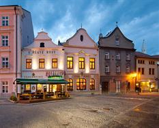 Hotel Concertino - Zlatá Husa ****