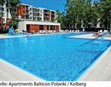 Apartmánový dům Balticon Polanki