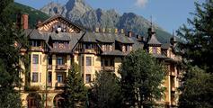 Hotel Grandhotel Starý Smokovec
