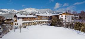 Hotel Das Alpenhaus Kaprun (14.11. - 17.11.)