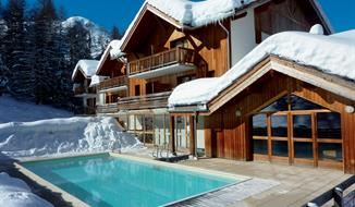 Residence a chalety Combe d´Or