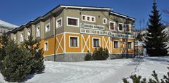 Apartmány Koliba Kamzík