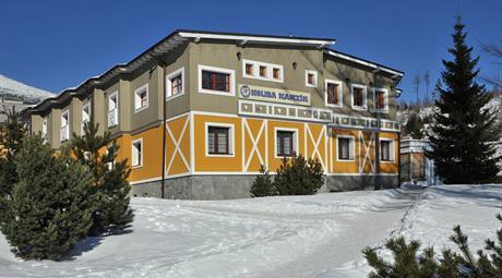 Koliba Kamzík