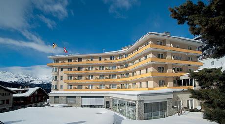 Hotel Schweizerhof S