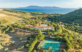 Argentario Osa Resort - apartmány
