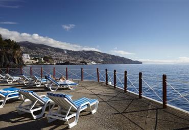 Hotel Cliff Bay resort