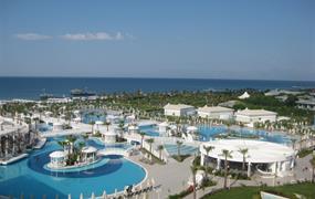 SUENO HOTELS DELUXE BELEK - golf let