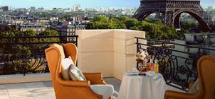 SHANGRI-LA PARIS *****