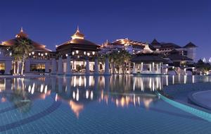 Resort Anantara Dubaj The Palm