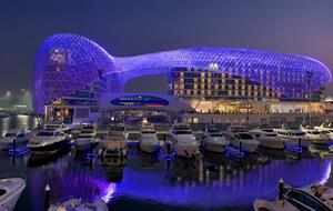 Hotel The Yas Viceroy